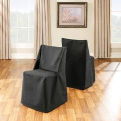 Folding Chair Slipcovers Bean Bag Cost Buy Bed Bath Beyond