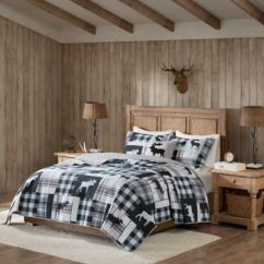 Kitchen And Bath Store Table For Two Woolrich® Sweetwater Reversible Quilt Set - Bed & Beyond
