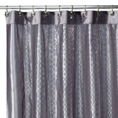 Infinity Fabric Shower Curtain Bed Bath & Beyond