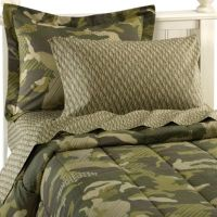 Buy Camo Bedding Full from Bed Bath & Beyond