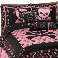 Skully Duvet Cover Set by David and Goliath, 100% Cotton ...