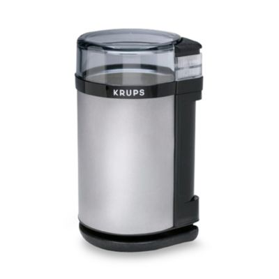 electric grinder kitchen refrigerator for small krups® coffee/spice - bed bath & beyond