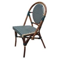 Paris Bistro Chairs - Green and Ivory (Set of 2) - Bed ...