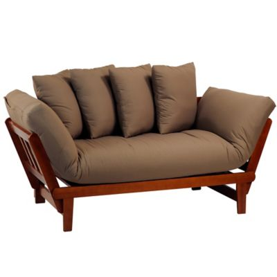 sofa beds reading berkshire gray living room decor buy bedding for bed bath beyond casual home lounger in oak khaki