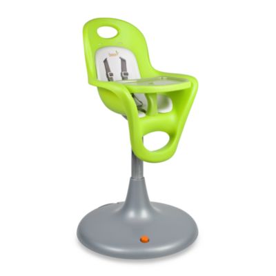 Boon Flair Pneumatic Pedestal Highchair  Kiwi  buybuy BABY