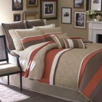 HGTV HOME Lagare Comforter Set, 100% Cotton - Bed Bath ...