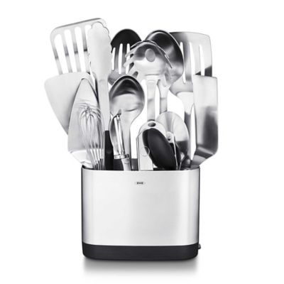 oxo kitchen supplies cabinents buy utensils bed bath beyond 15 piece stainless steel utensil set