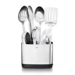 Oxo Kitchen Supplies Color Cabinets Buy Utensils Bed Bath Beyond 9 Piece Stainless Steel Utensil Set