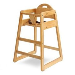 Wooden High Chairs For Babies Painted Oak Pressed Back Baby Wood Chair Buybuy La Solid In Natural