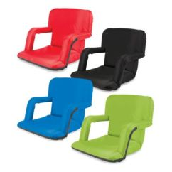 World Market Chair Cushions Tommy Bahama High Boy Beach Bjs Picnic Time® Ventura Portable Backpack Camping - Bed Bath & Beyond