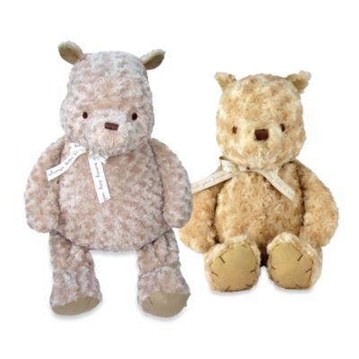Disney Baby® Classic Winnie The Pooh Stuffed Animals Bed