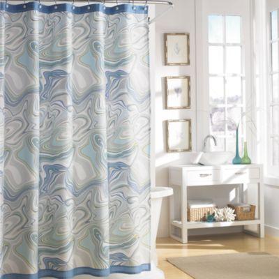 "Steve Madden Lucy 72"" x 72"" Shower Curtain"