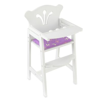 kidkraft doll high chair hoveround accessories buy baby from bed bath & beyond