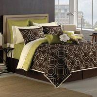 HGTV HOME Roof Garden Comforter Set, 100% Cotton - Bed ...