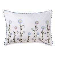 Buy Laura Ashley Home Alicia Flower Breakfast Pillow from
