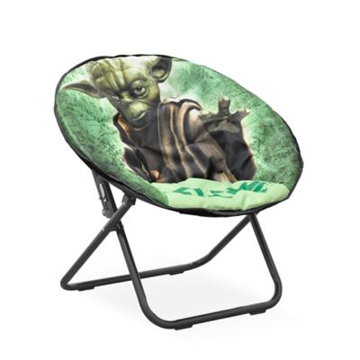 toddler saucer chair canada hickory chest buy chairs bed bath and beyond star wars yoda