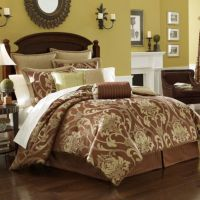 Lenox Heritage Comforter Set and Accessories - Bed Bath ...