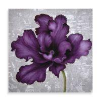 Plum Flower Wall Art II - www.BedBathandBeyond.com