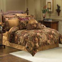 Croscill Burgess Comforter Set - Bed Bath & Beyond