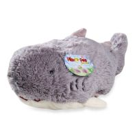 Buy Pillow Pets Pee-Wee in Shark from Bed Bath & Beyond