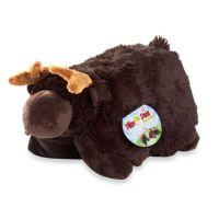 Pillow Pets Pee-Wee in Moose - Bed Bath & Beyond