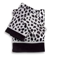DKNY Cheetah Bath Towel, 100% Cotton - Bed Bath & Beyond