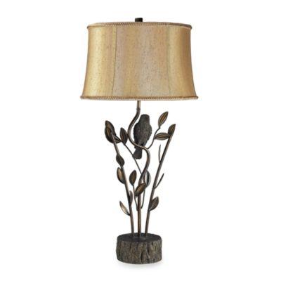 Dimond Lighting Biltmore Aria Bronze Bird in Tree Table