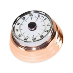 Kitchen Timers 4 Hole Faucet Buy Bed Bath And Beyond Canada Oggi Retro Stainless Steel Timer In Copper