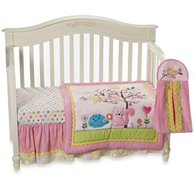 Buy Dena Happi Tree 8 Piece Crib Bedding Set From Bed