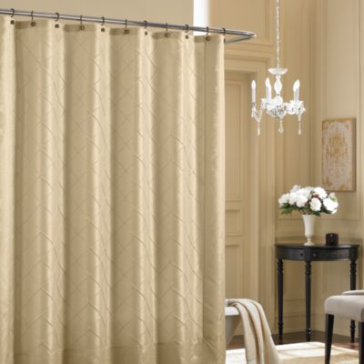 Buy Modern White Shower Curtain From Bed Bath Beyond