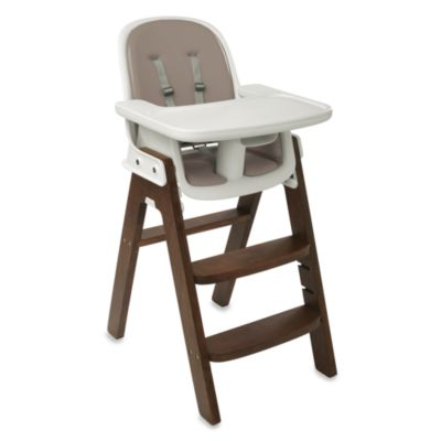 high chair buy baby shiatsu massage office bed bath beyond tv watch oxo tot sprout now in taupe walnut