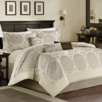Medallion 7-Piece Comforter Set - Bed Bath & Beyond