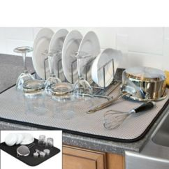 Kitchen Dish Drying Mat Burgundy Rugs 075182037687 Upc Lookup 075182043237