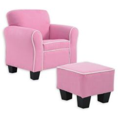 Kids Chair And Ottoman Used Baby High Chairs For Sale Set Buybuy Dwell Home Camden In Pink
