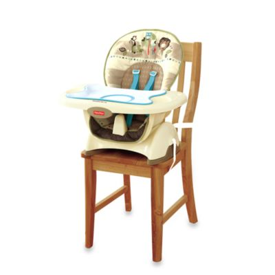 high chair space saver swinging outdoor plans fisher-price® deluxe spacesaver - buybuy baby
