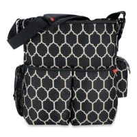 SKIP*HOP Onyx Tile Duo Diaper Bag - buybuy BABY
