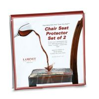 Clear Chair Seat Protectors (Set of 2) - Bed Bath & Beyond