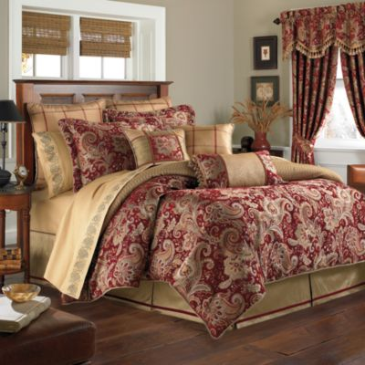 Buy Croscill Mystique Comforter Set from Bed Bath & Beyond