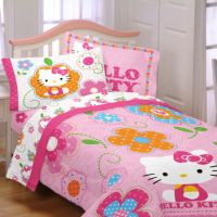 Buy Hello Kitty Twin Comforter Set from Bed Bath & Beyond