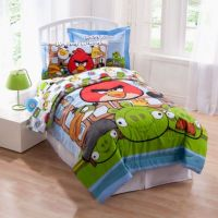 Angry Birds Twin Comforter Set - Bed Bath & Beyond