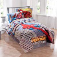 Marvel Spider-Man Twin Comforter Set - Bed Bath & Beyond