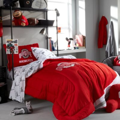 Collegiate Ohio State Dorm RoomCollege Collection Www