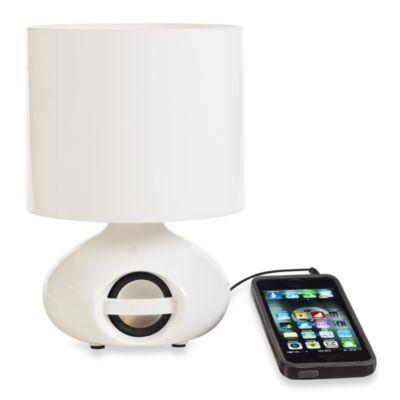 iHome LED Desk Lamp/Speaker