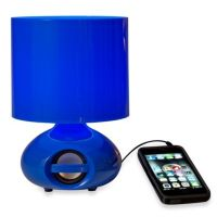 iHome LED Desk Lamp/Speaker - Bed Bath & Beyond