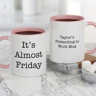buy personalized coffee mugs