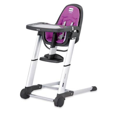 Buy Inglesina Zuma Gray High Chair in Fuschia from Bed