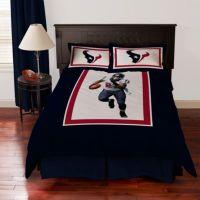 BiggShots Houston Texans Arian Foster Full Comforter Set ...