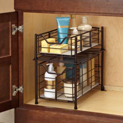 Buy Bathroom Organizers from Bed Bath  Beyond