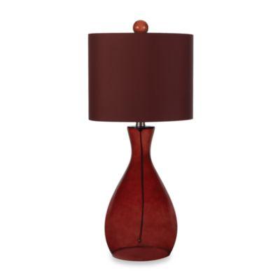 Angelo Home Glass Table Lamp Www Bedbathandbeyond