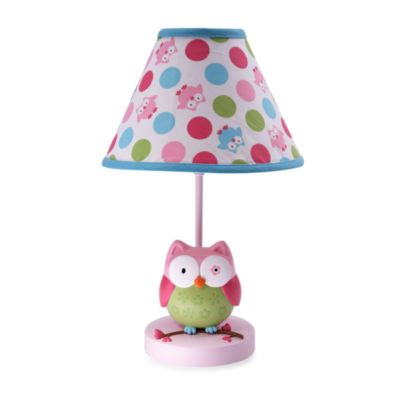 Taggies Owl Lamp Amp Shade Buybuy BABY